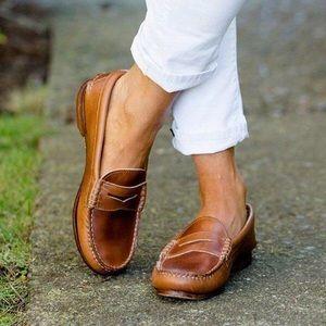 Vintage Talbots Slip-on Loafers 6.5